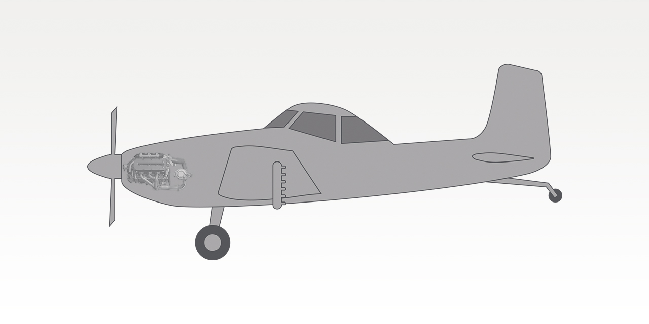 AG FIXED WING